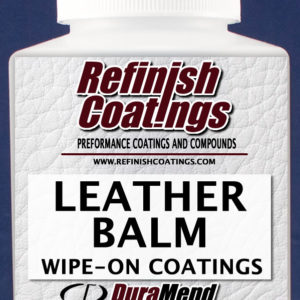 Leather Balm – Wipe-On Coatings System