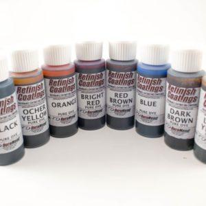 Pure Dye Colorants