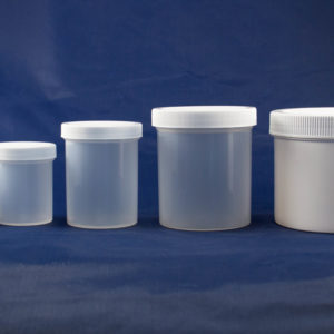 MIXING JARS With LIDS